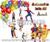 Animación infantil, espectáculos infantiles comunión y cumpleaños