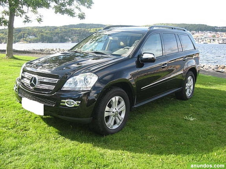 2007 mercedes benz gl 320cdi 4 matic 5000 puerto lumbreras. Black Bedroom Furniture Sets. Home Design Ideas