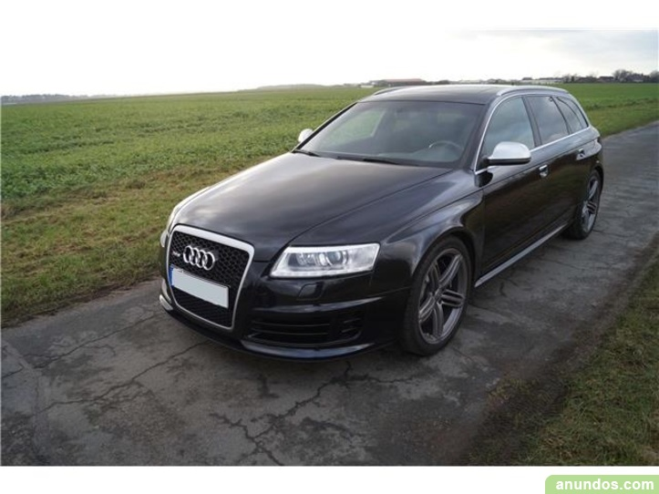 Audi RS6 Avant 579CV