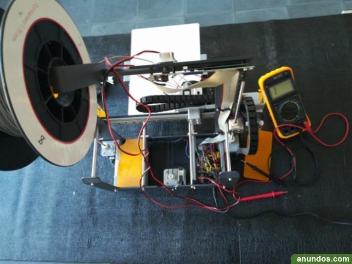 Reparación de impresoras 3D