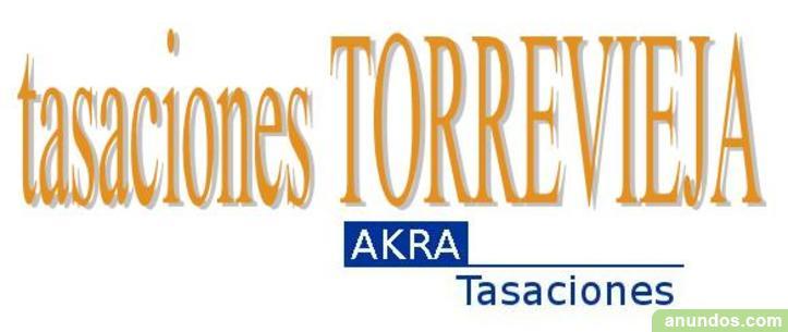 Tasaciones Torrevieja - Valoraciones y peritaciones