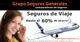 Comparador de seguros de viaje