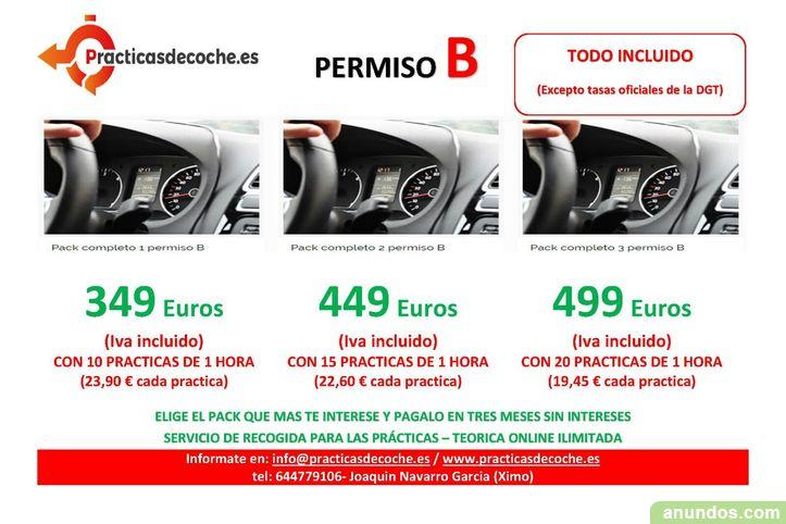 Autoescuela practicasdecoche.es