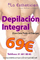 Excepcional depilación sin irritación