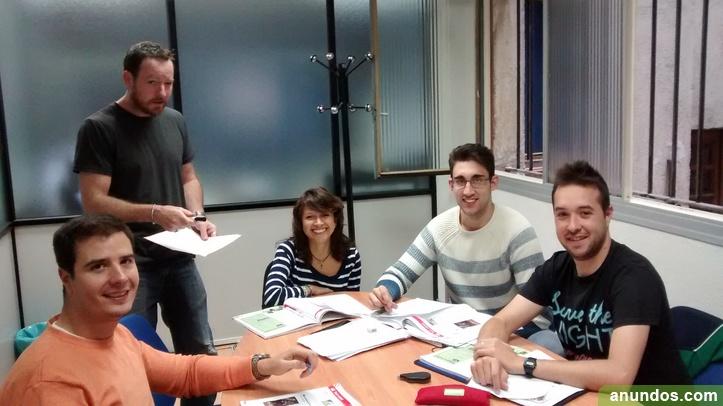 Academia de inglés Madrid centro - Curso Principiantes