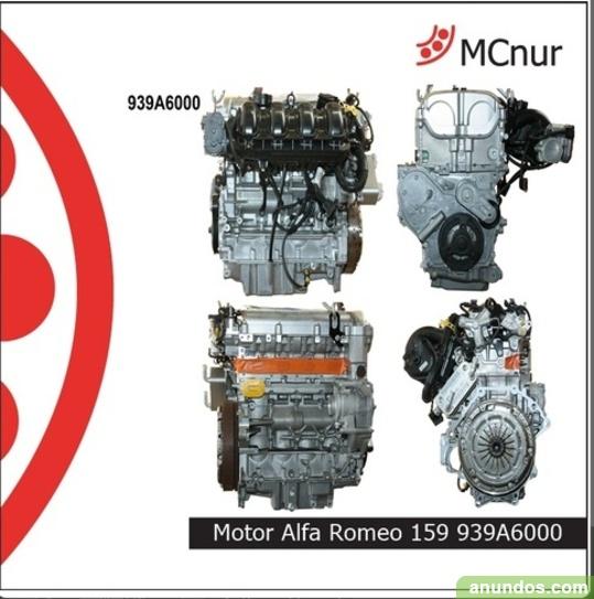 Alfa Romeo motores