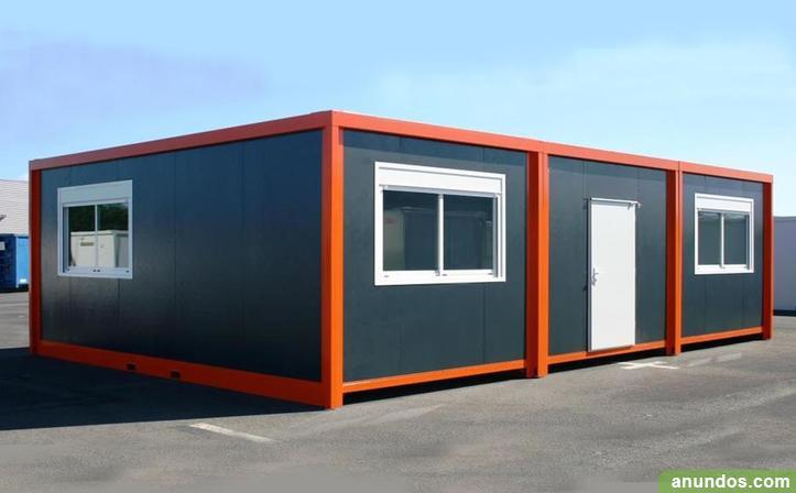 Conjunto modular negro rojo