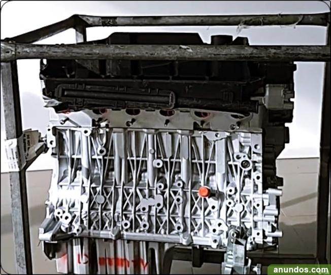 Motor BMW 306D5. Culata y Bloque