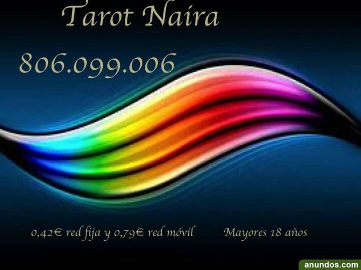 Naira 806.099.006 tarot barato 0.42€r.f. 24h amor tarot