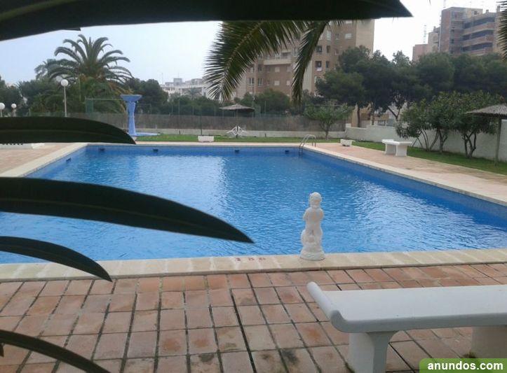 Apartamento playa san juan ( Alicante )