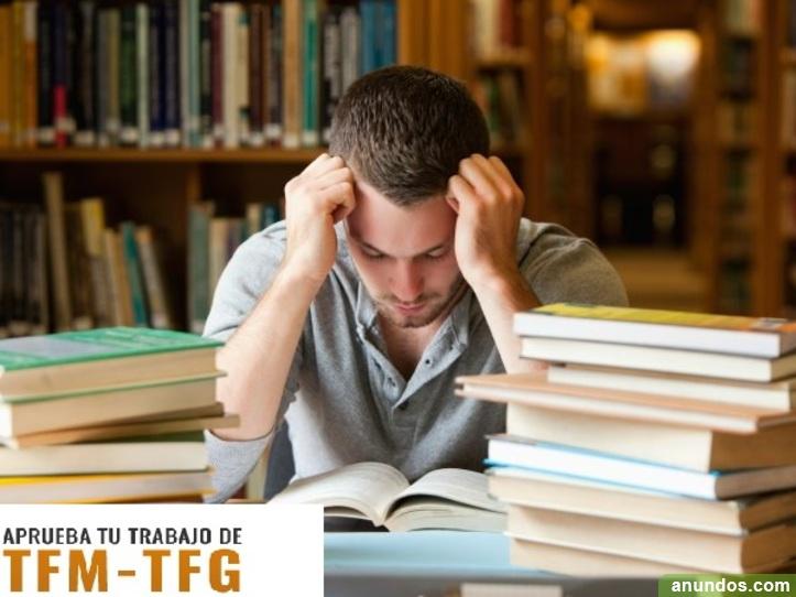 TFMTFG amplia experiencia en asesorías