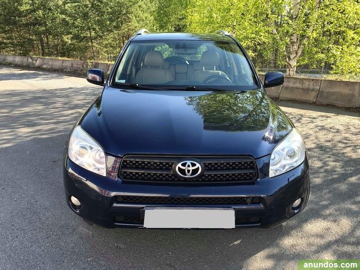 Toyota RAV4 2,2D4D 2007, 217000 km importación