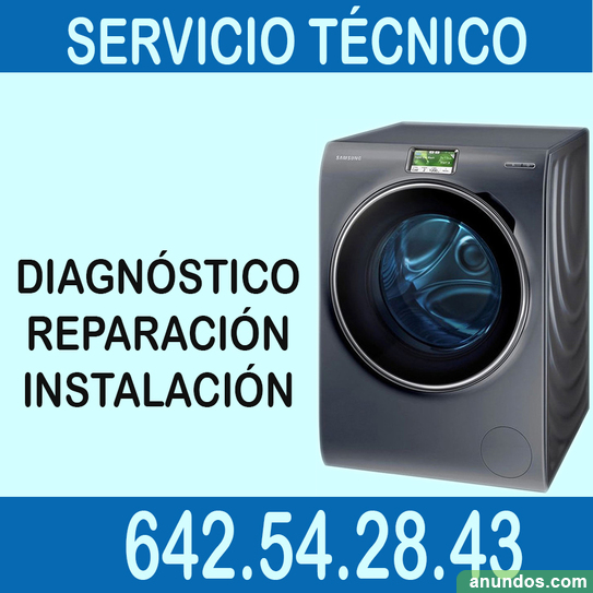 Disponibles reparaciones de lavadoras y secadoras en valencia