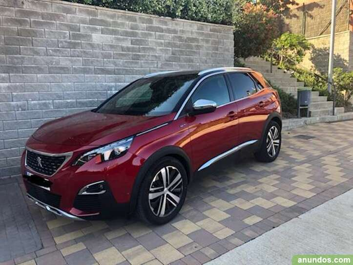Peugeot 3008 2.0 Blue HDi GT S 2018