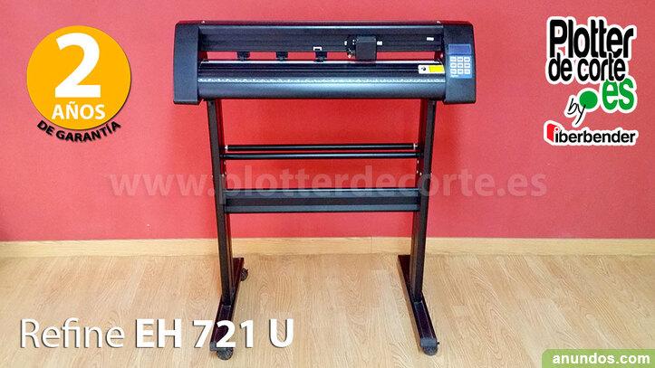 Refine EH721 con software signmaster en espanol NUEVO PLOTTER