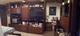 Amplio y elegante mueble bar salón, madera de alta calidad