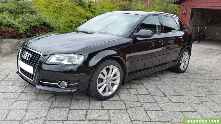 Audi A3 Sportback 1,6 TDI 2011