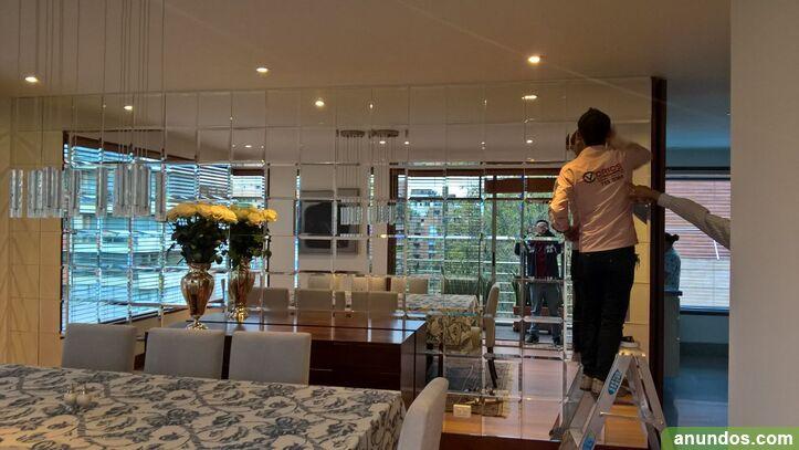Espejos decorativos para la pared