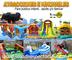 Alquiler de hinchables y parques infantiles, atracciones bilbao