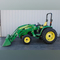 Tractor compacto john deere 4120 4x4